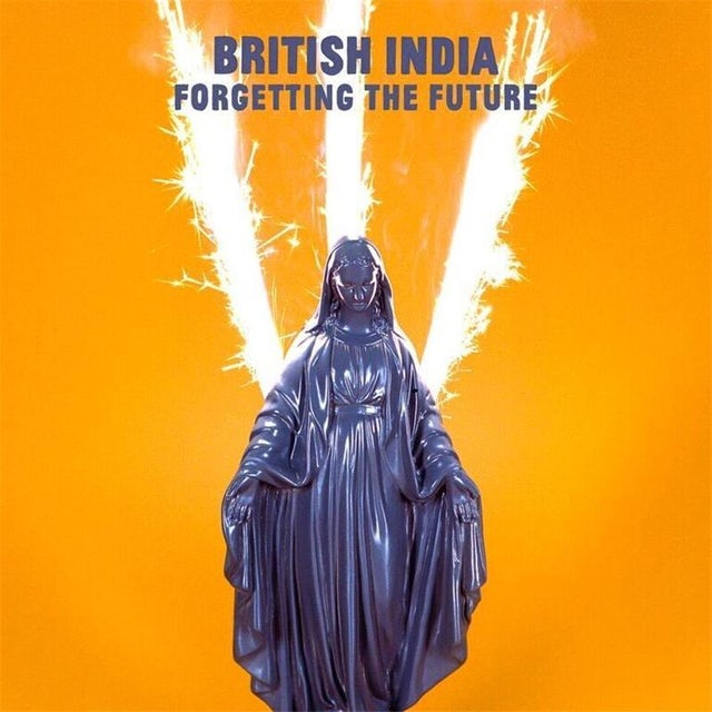 British India Forgetting The Future CD