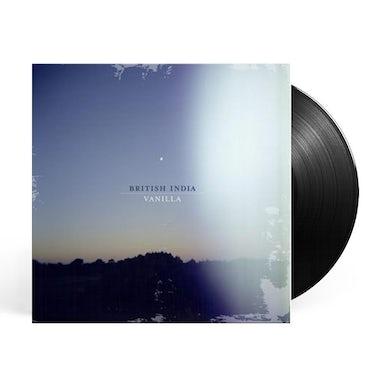 "British India Vanilla 12"" EP (Black) (Vinyl)"