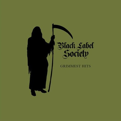 Black Label Society Grimmest Hits CD