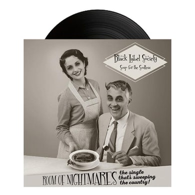 "Black Label Society Room Of Nightmares 7"" (Vinyl)"