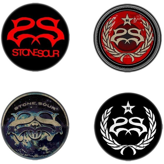Stone Sour StoneSour Button Pack