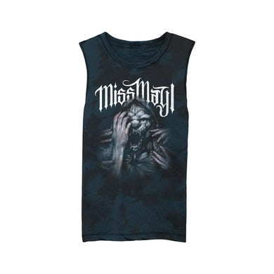 Miss May I - Shadows Inside Custom Dye Muscle Tank
