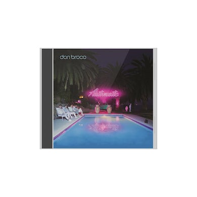 Don Broco - 'Automatic' CD