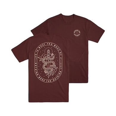Across The Atlantic - Nothing More Pocket Tee