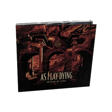 As I Lay Dying - 'Shaped By Fire' CD Digipak