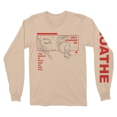 Loathe - They Consume Me Sand Long Sleeve