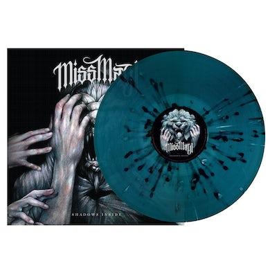 Miss May I - 'Shadows Inside' Sea Blue Vinyl