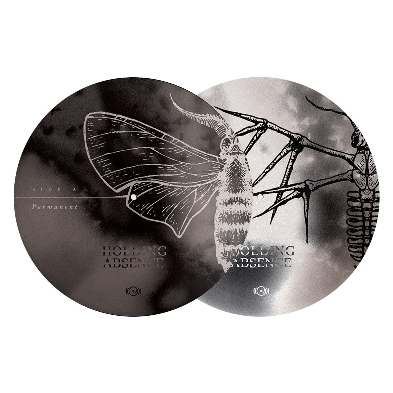 Holding Absence - 'Permanent/Dream of Me' Picture Disc 7 Inch Vinyl