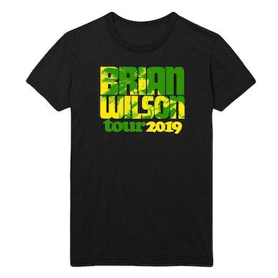 Brian Wilson Palm Trees 2019 Tour Tee