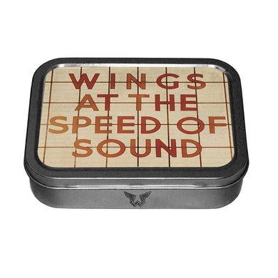 Paul McCartney Wings Small Stash Tin