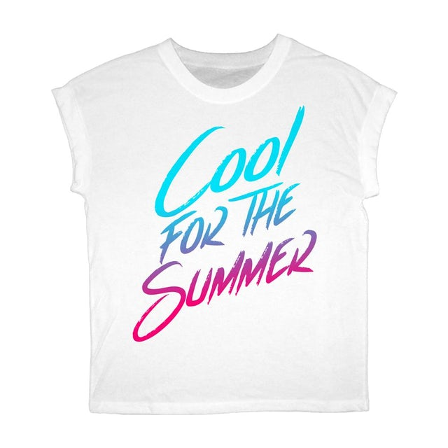Demi Lovato Cool for the Summer Tee
