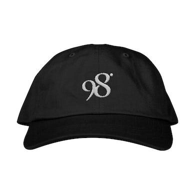 98 Degrees 98° Logo Hat
