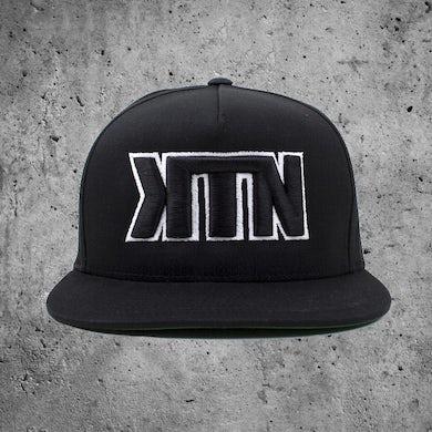 'KTN' Black Snapback