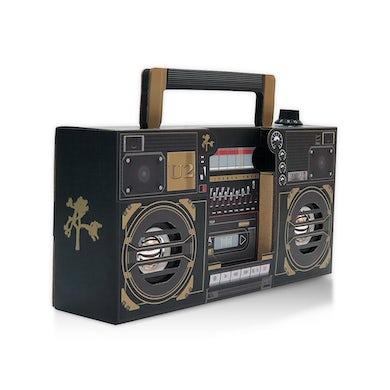 U2 Joshua Tree Boombox Speaker