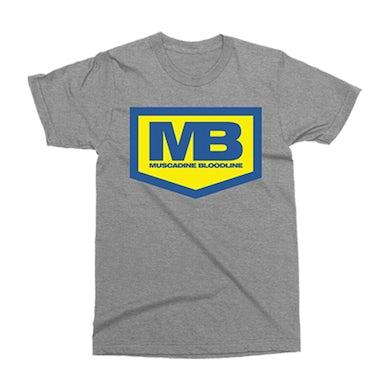 Muscadine Bloodline MB 40 Logo Tee