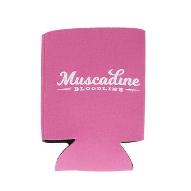 Muscadine Bloodline MB Pink Koozie