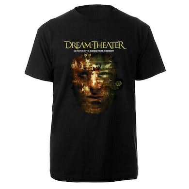 Dream Theater Scenes From A Memory Tee