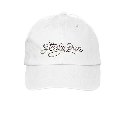 Steely Dan Script Logo Hat
