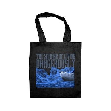 Steely Dan Summer of Living Dangerously Tote Bag