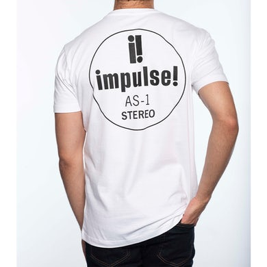 Impulse! Records T-Shirt - White