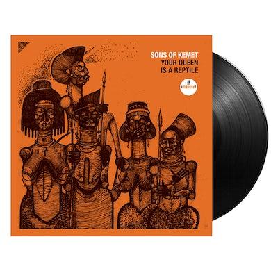 Sons of Kemet: Your Queen is a Reptile LP (Vinyl)