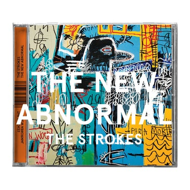 The Strokes The New Abnormal CD