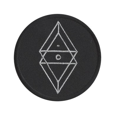 Of Monsters and Men Black Water Embroidered Patch