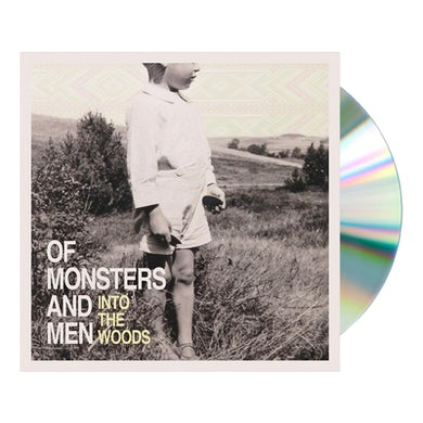 Of Monsters and Men Into The Woods CD