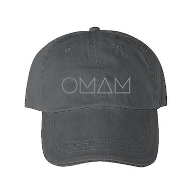 Of Monsters and Men OMAM GRAY LOGO HAT