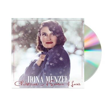 Idina Menzel Christmas: A Season Of Love - CD