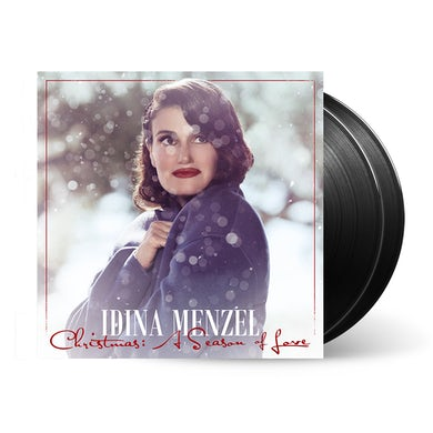 Idina Menzel Christmas: A Season Of Love - Vinyl