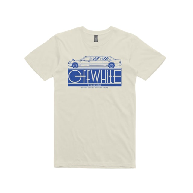 Client Liaison Off White Limo (Natural) Tee