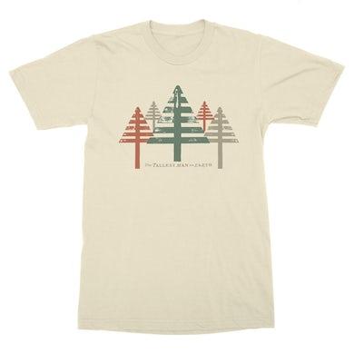 The Tallest Man on Earth | Treestripe T-Shirt - Alstyle Cream