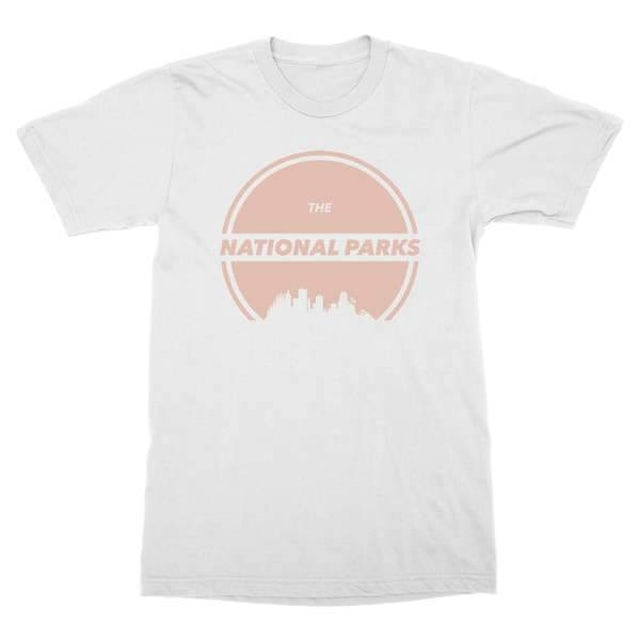 The National Parks | Places T-Shirt - White