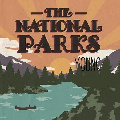The National Parks | Young LP (Vinyl)