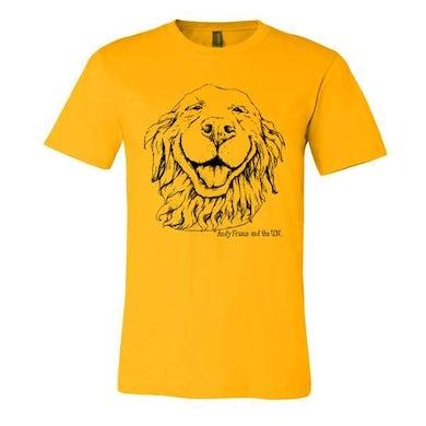 Andy Frasco & The U.N. Andy Frasco | Happy Dog T-Shirt