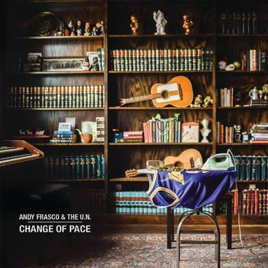 Andy Frasco & The U.N. Andy Frasco | Change of Pace