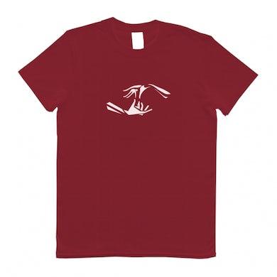 Marian Hill | Hands T-Shirt - Red