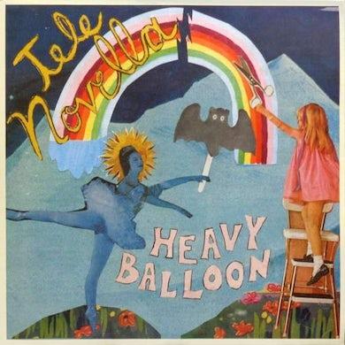 """Yellow Year Records   Tele Novella """"Heavy Balloon"""""""