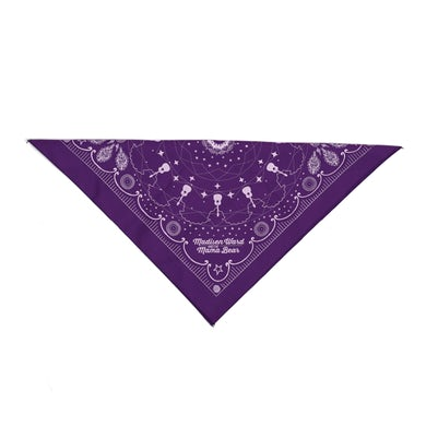 Madisen Ward and the Mama Bear | Purple Bandana