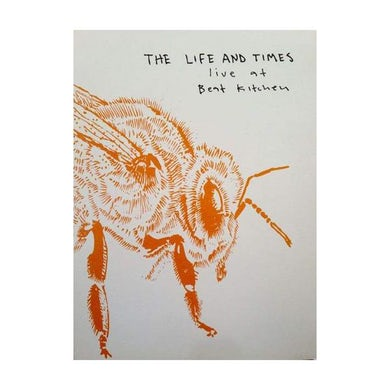The Life and Times | Lost Bees Live at The Beat Kitchen DVD