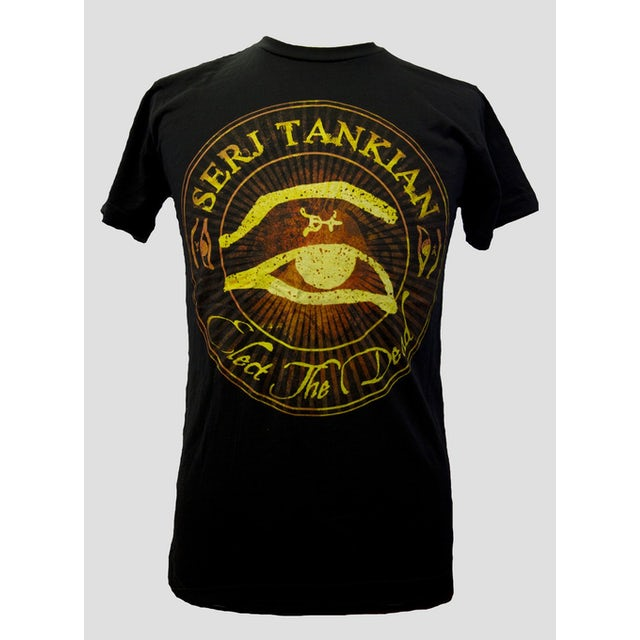 Serj Tankian Golden Eye T-Shirt