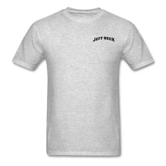 Jeff Beck Crew Tee - Grey