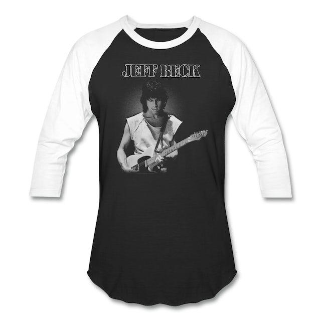 Jeff Beck Riffin Raglan