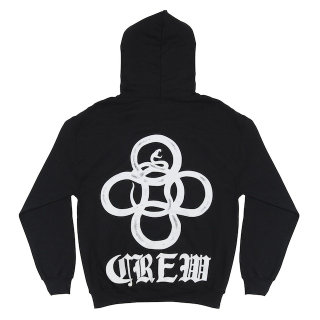 "Alesso ""CREW"" HOODIE"