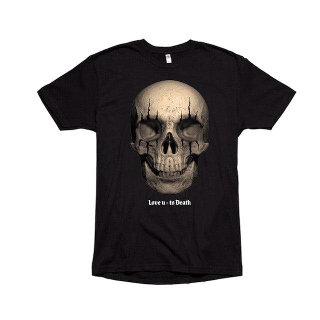 DeathbyRomy Love u - to Death Lyric T-Shirt