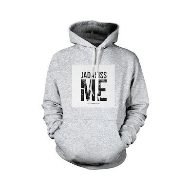 Square JADAKISS ME Grey Hoodie