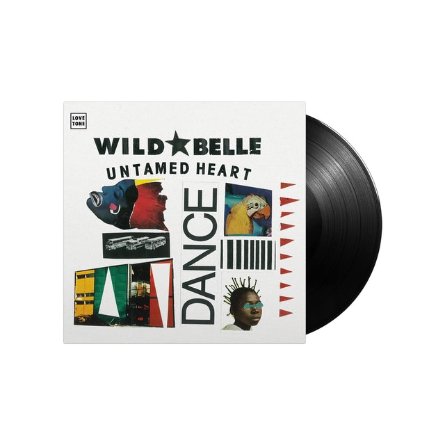 """Wild Belle Untamed Heart 7"""" Vinyl"""