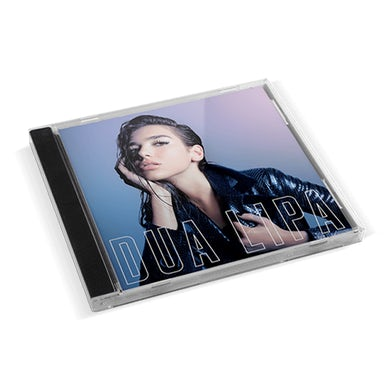 Dua Lipa Standard CD Jewelcase