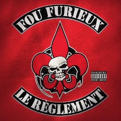 Fou Furieux / Le règlement - CD